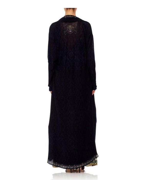 Camilla Long Casual Jacket w Pockets