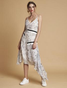Chelsea and Walker Floral Blossom  Dress