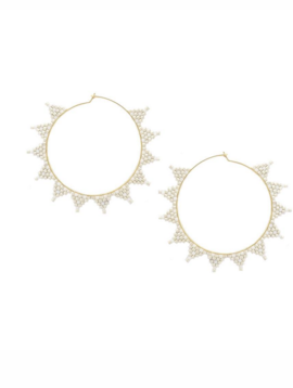 Mishky Shooting Star Earring