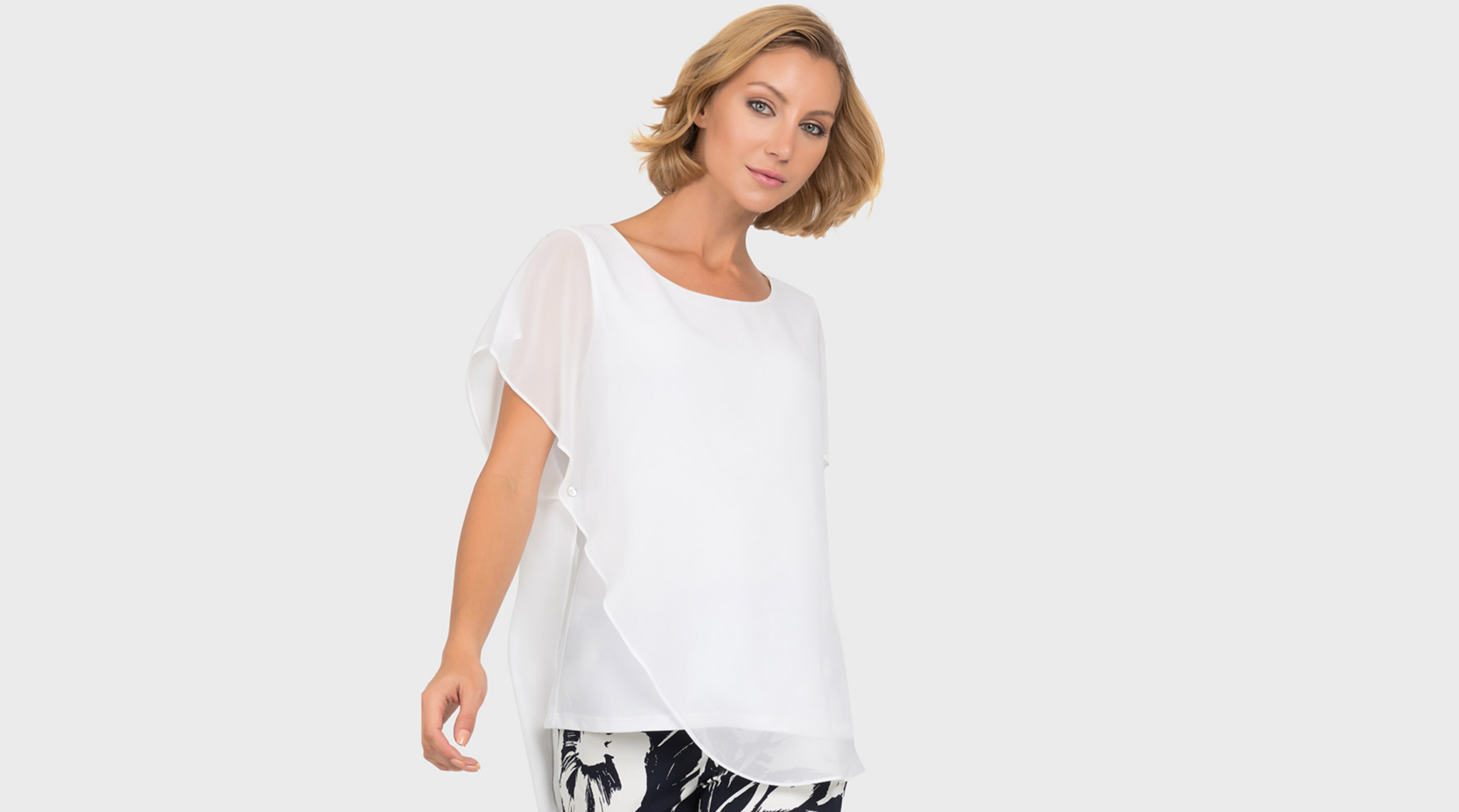 Joseph Ribkoff LDS Top