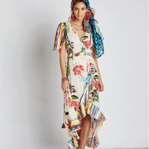 Z&L Maxi Dress