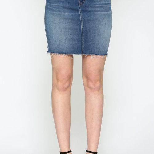 Hidden Jeans Peyton Midi Skirt