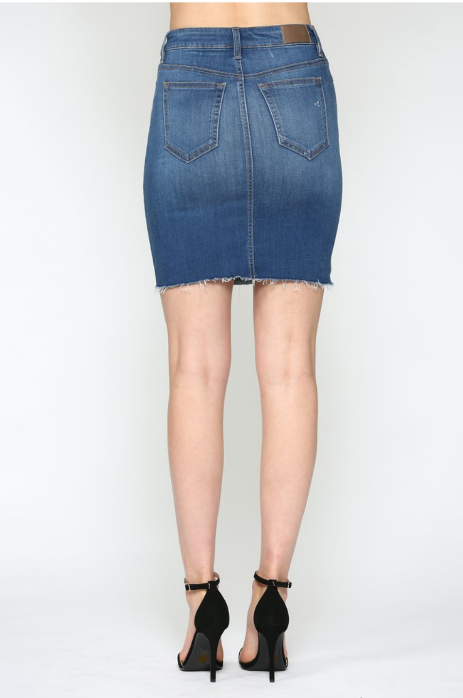 Hidden Jeans Peyton Midi Skirt