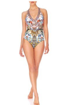 Camilla One Piece With Belt