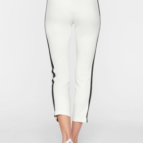 Pam & Gela Ocelot Stripe Crop Pant