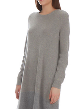 Maison de Papillon Joie Cashmere Shift Dress