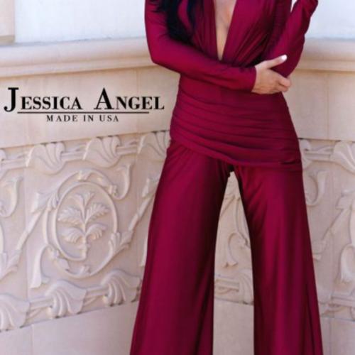 Jessica Angel Jersey Jumpsuit