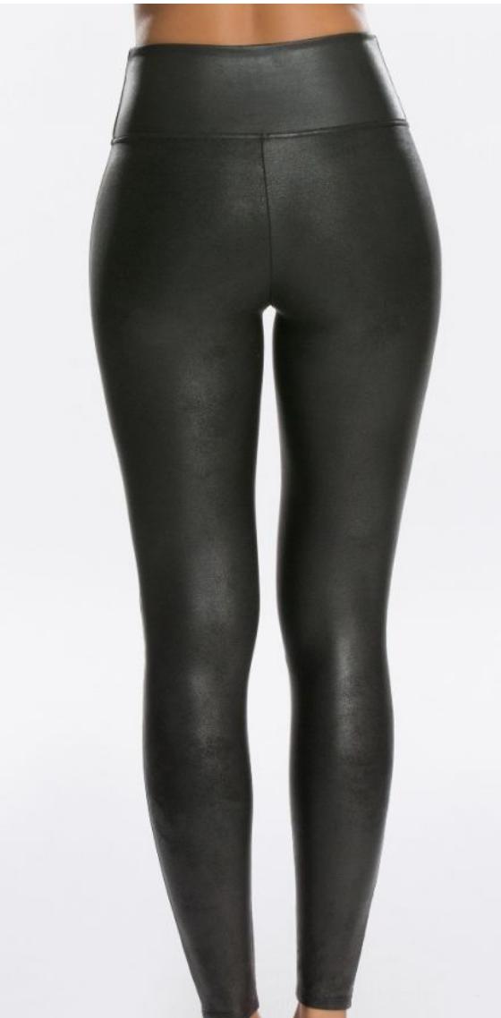 Spanx Faux Legging Black