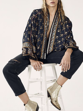 Free People Rays of Light Jacket