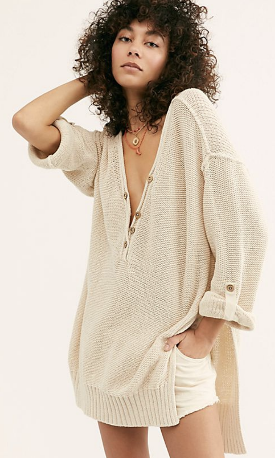 Free People Firefly Tunic