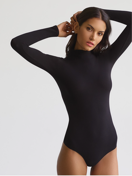 Commando Commando Ballet Turtleneck Bodysuit
