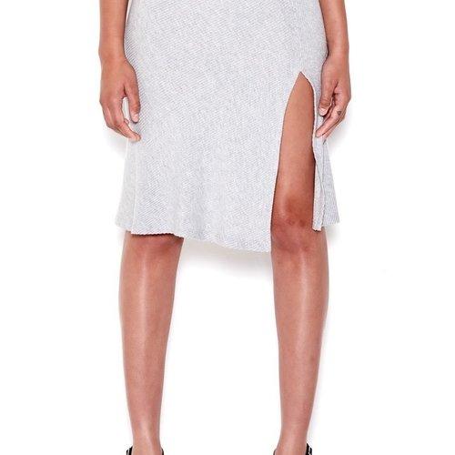 Sen Pencil Skirt with Side Slit