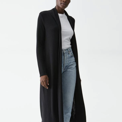 Michael Stars Candice Long Sleeve Duster