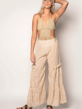 Z&L Tulum Girls Pants