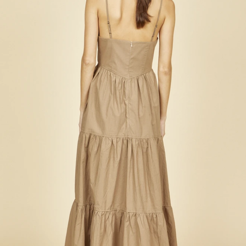 Hunter Bell NYC Walker Dress