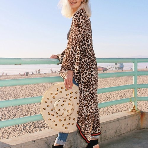 Meet Me In Miami Kimono