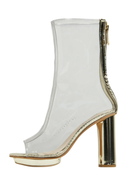beautisoles Gwen Clear Boot