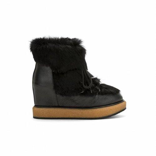 Paloma Barcelo Kansas Black Boots