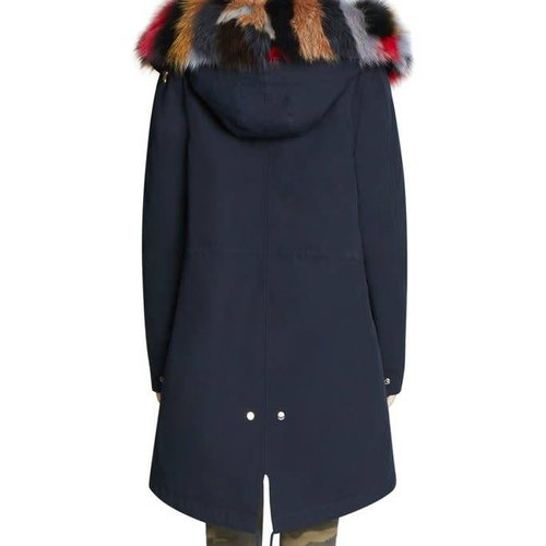 Jocelyn Fabric Duffle Coat