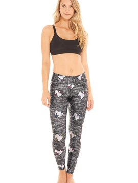 Terez Heart Leggings