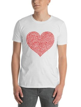 MARCO SANTINI White One Love T-Shirt