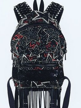 Blakus Red Sirius Large Backpack