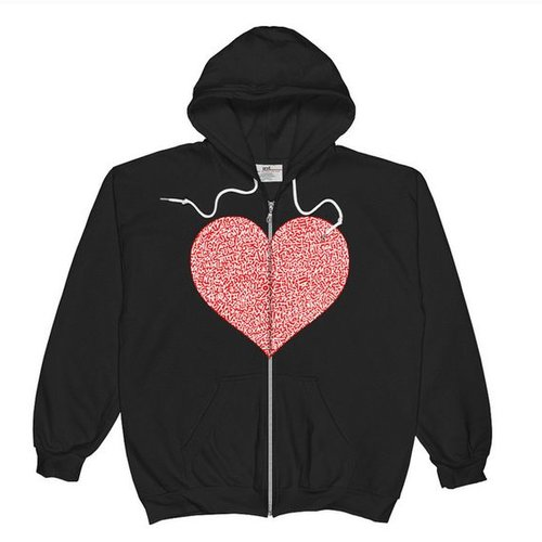 MARCO SANTINI One Love Zip Up