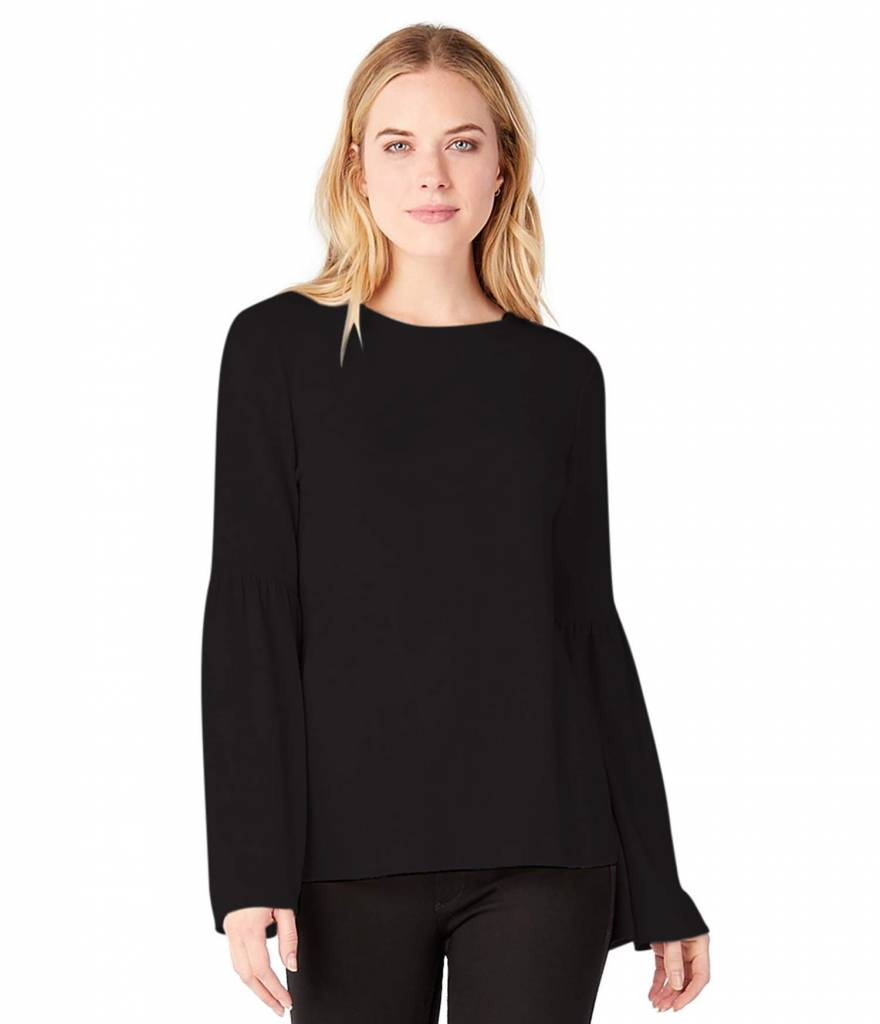 Michael Stars Top W/ Bell Sleeve