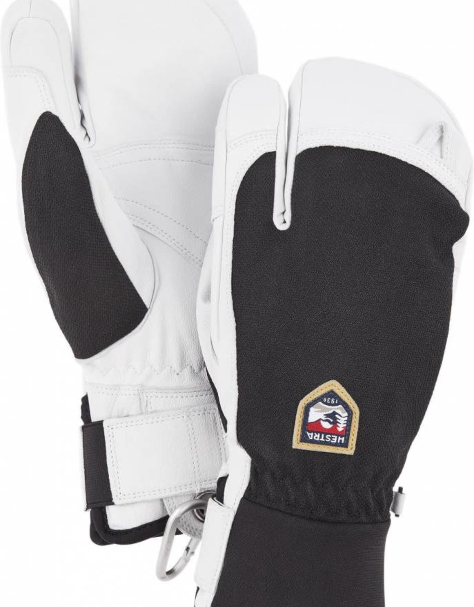 Hestra Army Leather Patrol 3-Finger