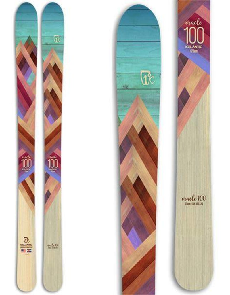 Icelantic W's Oracle 100 Ski