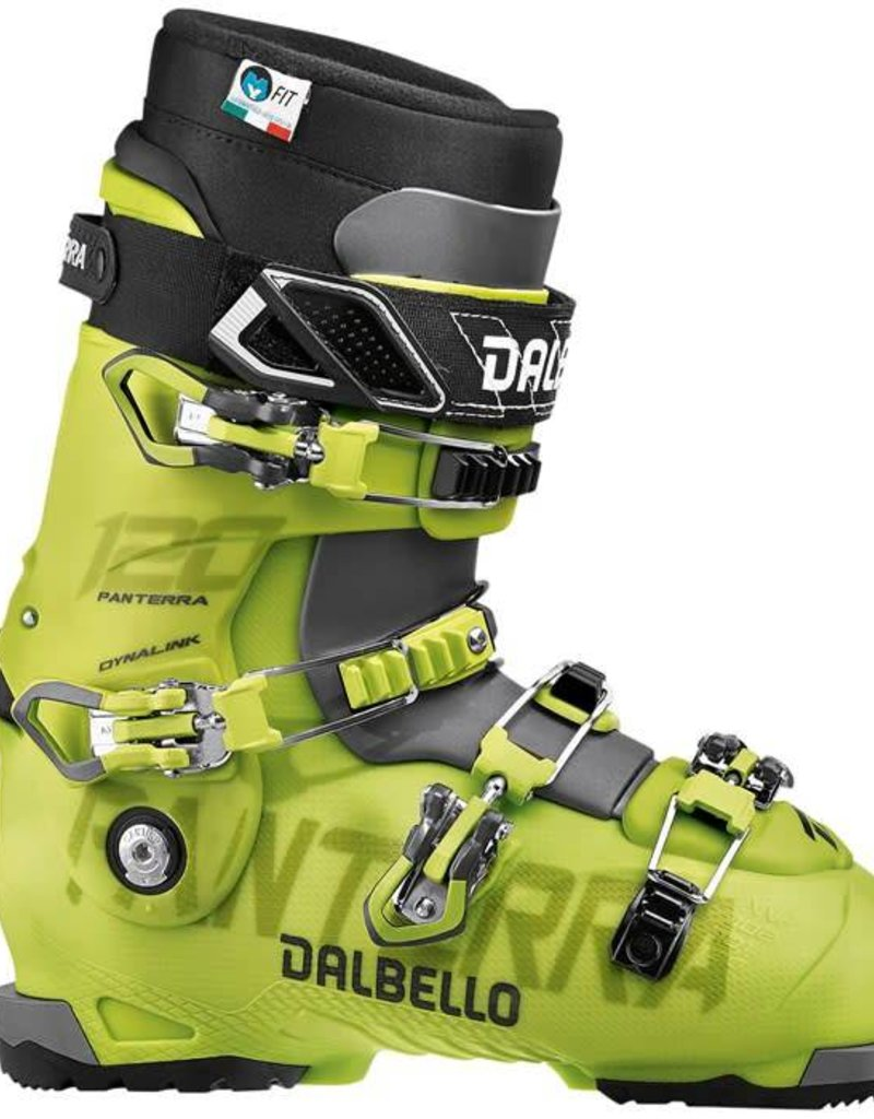 Dalbello Panterra 120 GW Lime/Lime