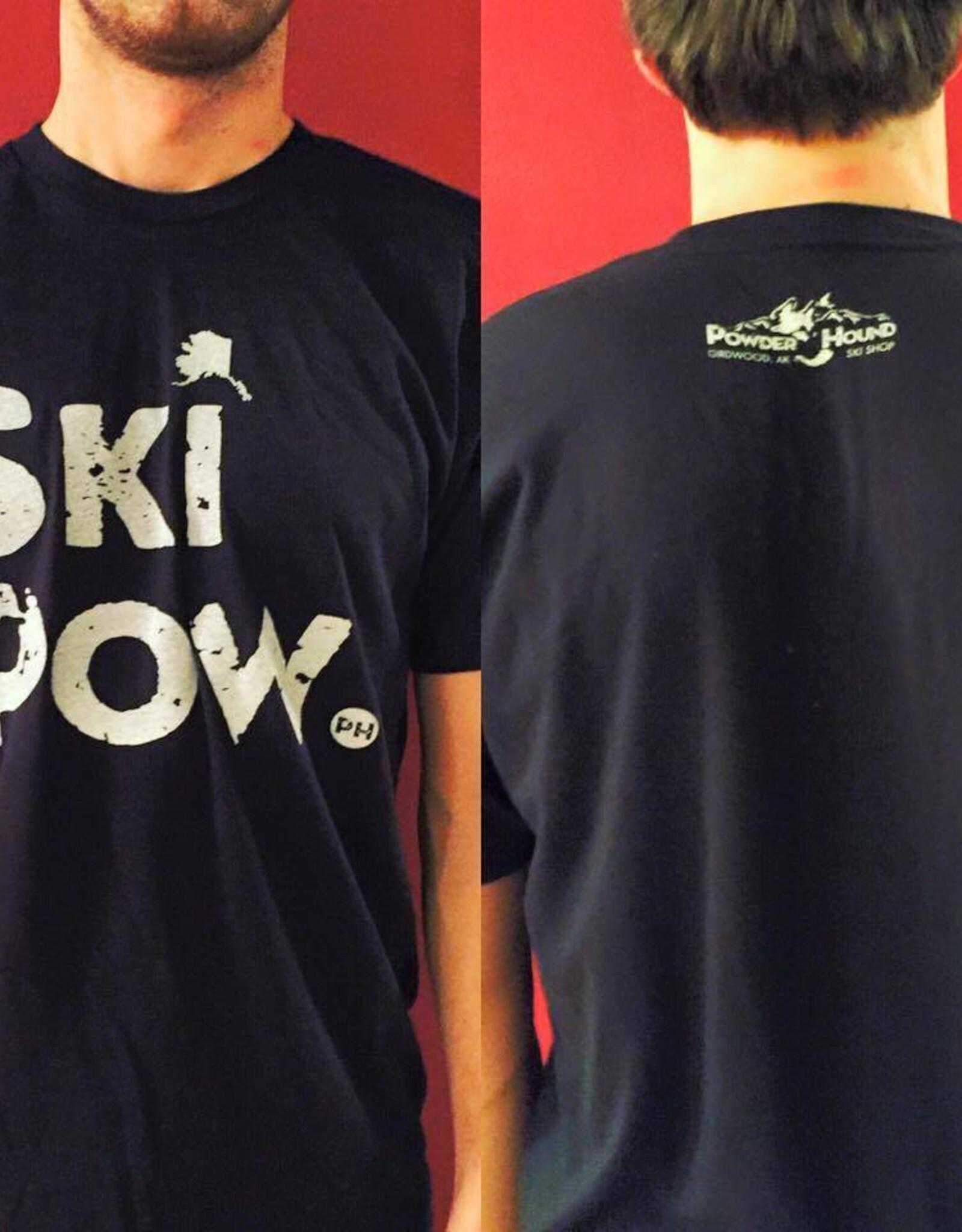Ski Pow Tee