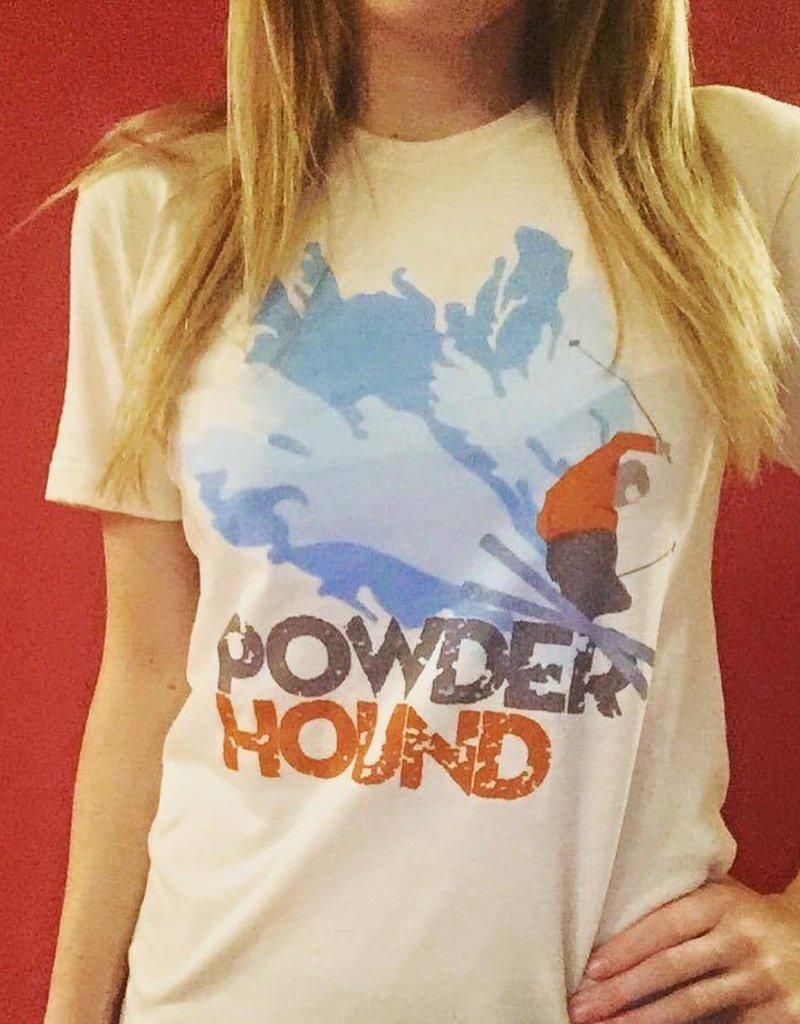 Vintage Powder Hound Tee