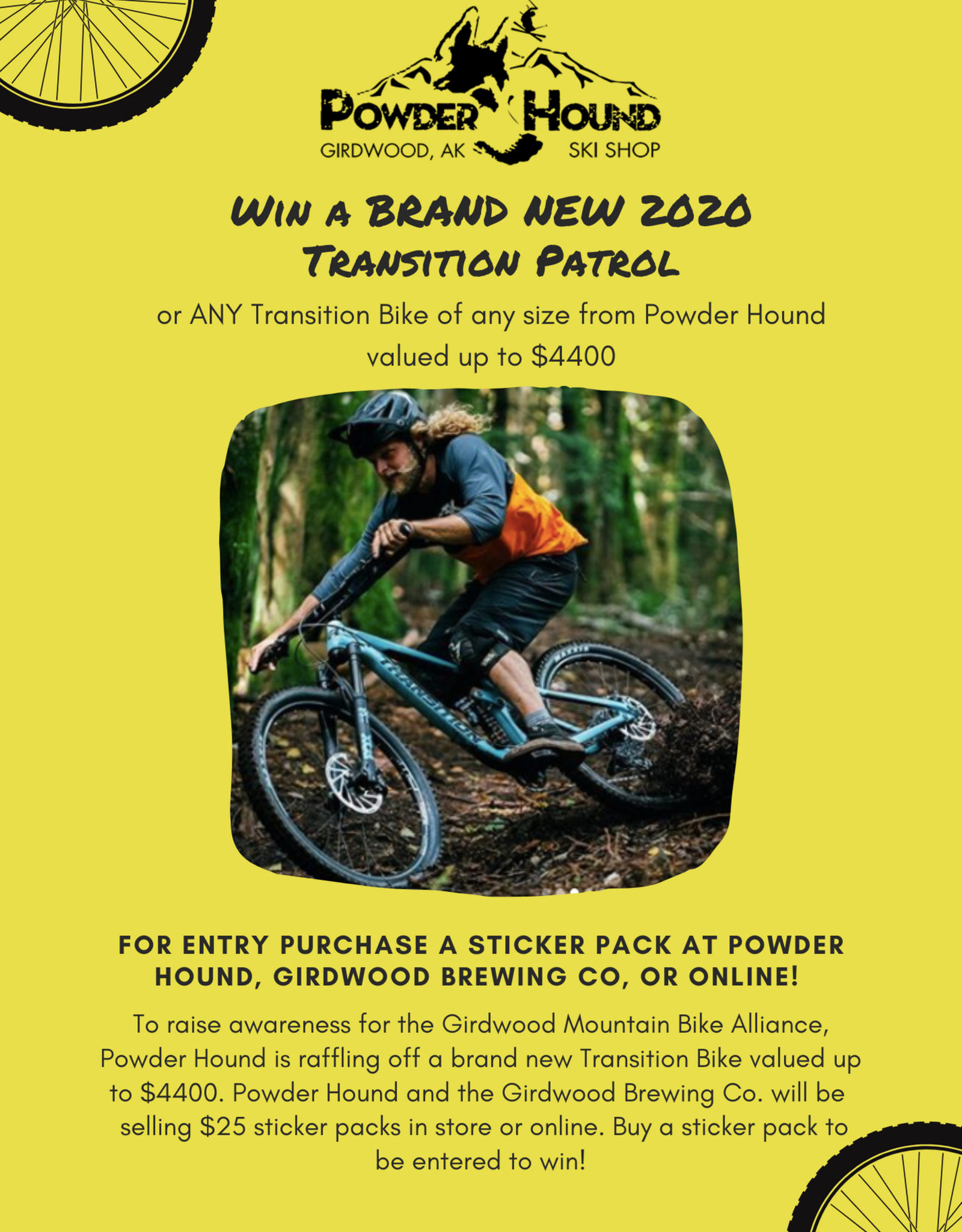 GMBA Sticker Pack for Transition Giveaway
