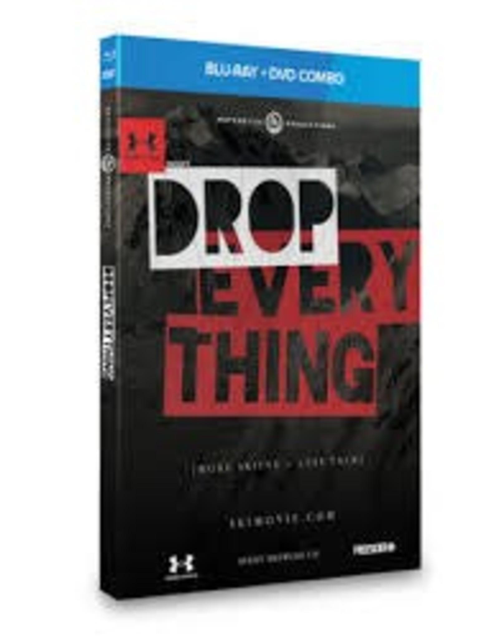 Drop Everything DVD