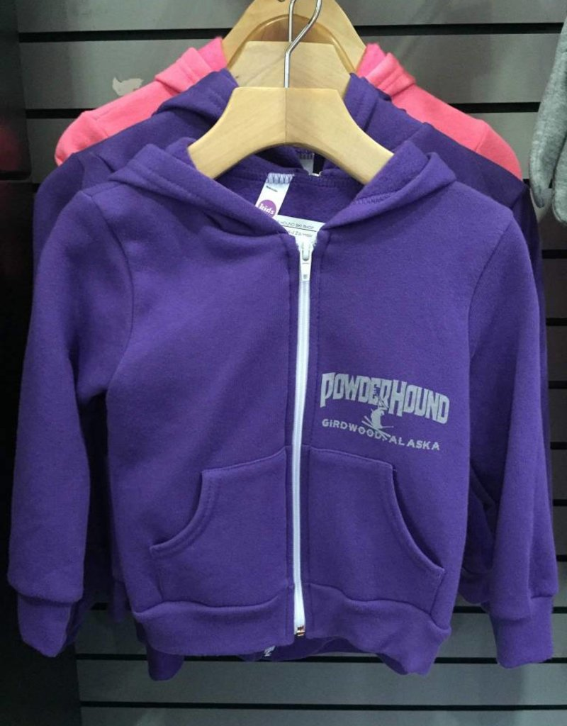 PH Kid Zip Hoody