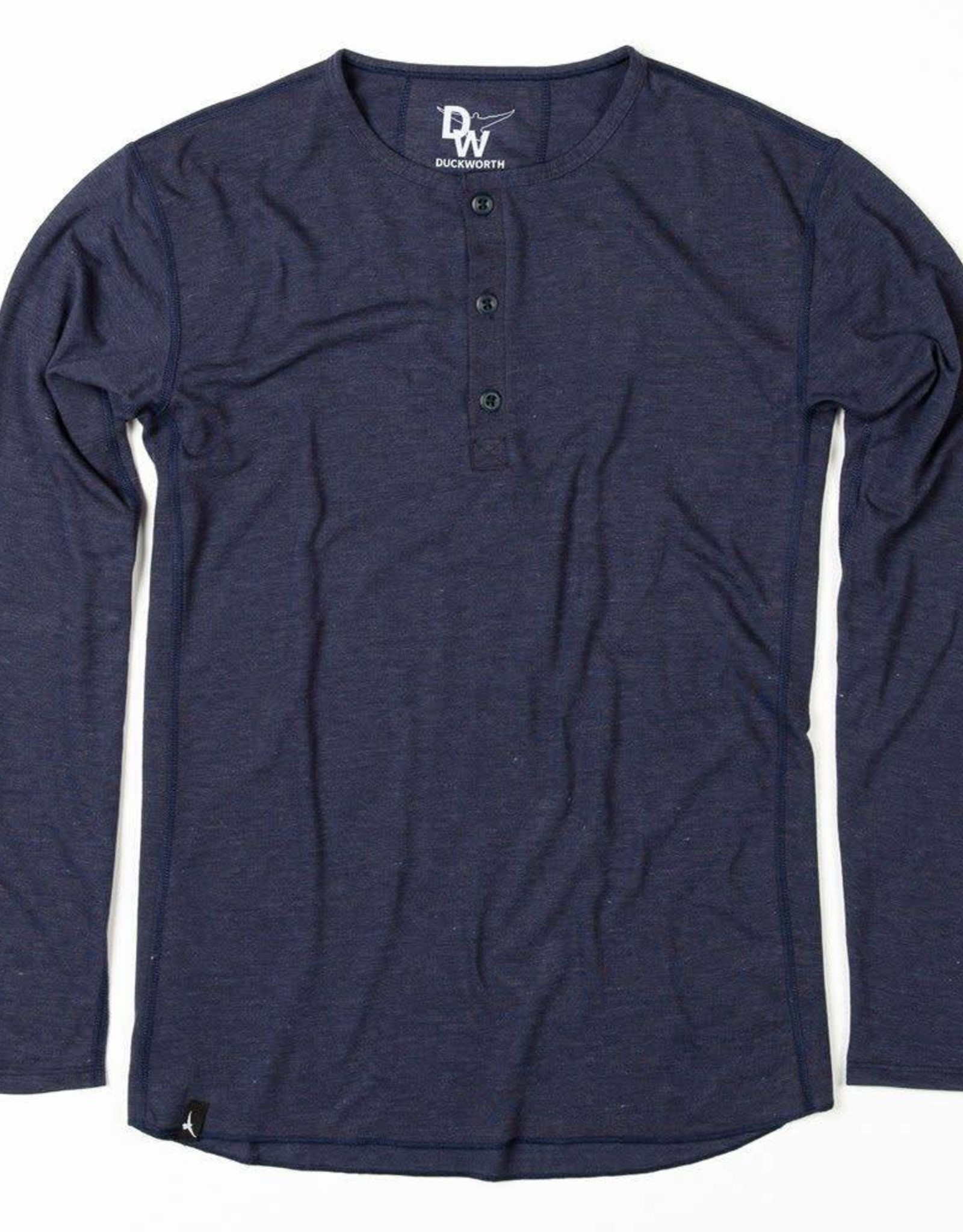 Duckworth Duckworth Men's Vapor Henley