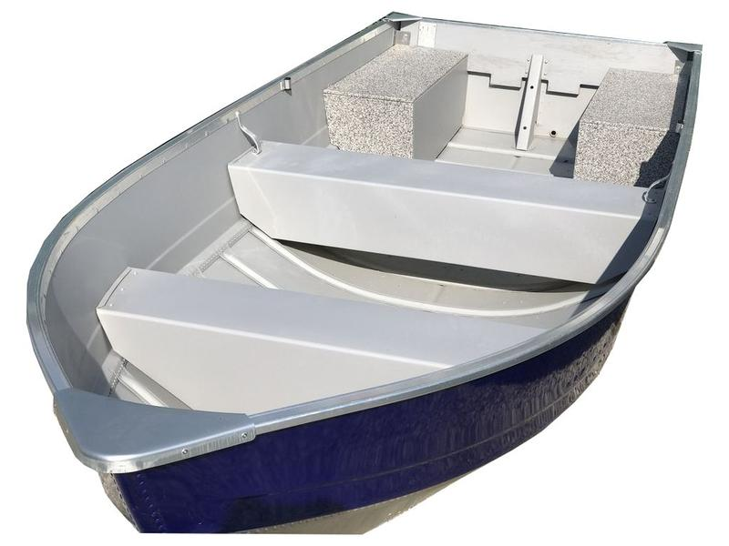 MirroCraft 2018 14' Deep Fisherman 4650