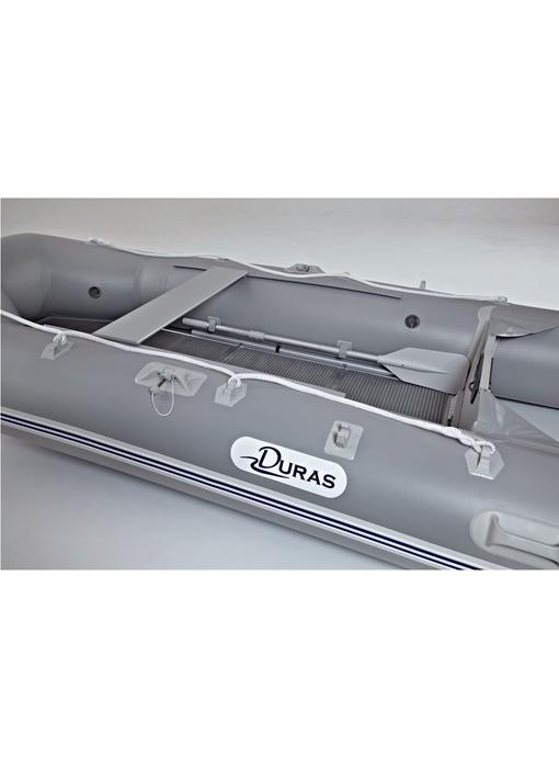 Duras Boat DX96 - Wood Floor, Fishing Pkg