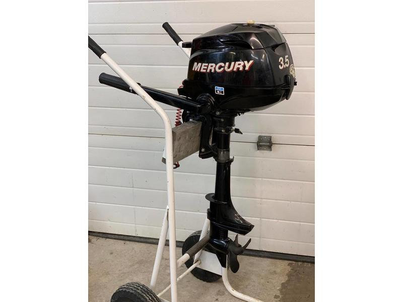 Used Outboard MERC3.52009