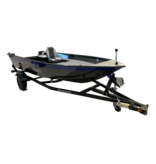 MirroCraft 16' Outfitter Series Tiller 165, 2017