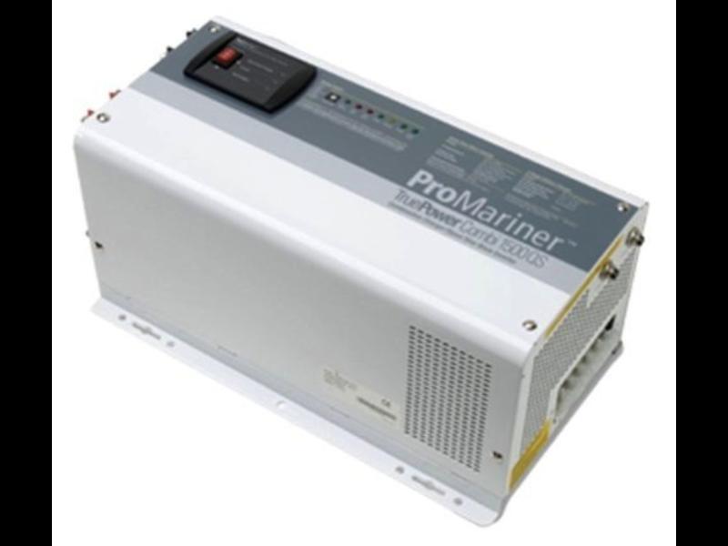 PROMARINER 1500 WATT TRUE POWER INVERTER  40 AMP CHARGER