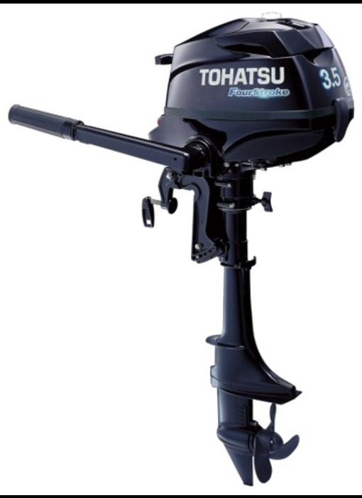 TOHATSU 3.5 HP Outboard Motor