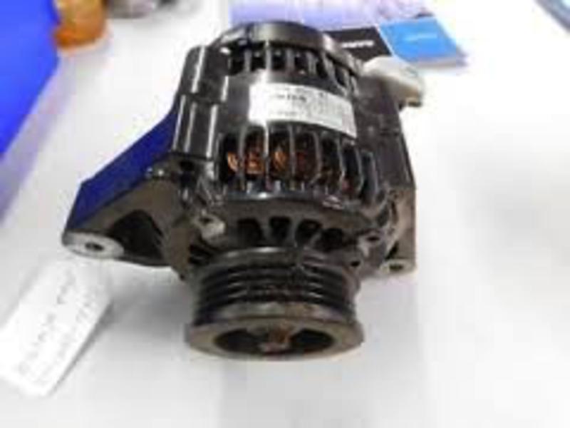 Alternator Assy. 31630-ZW5-003 Honda OEM Parts