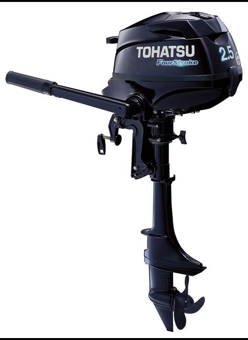 TOHATSU 2.5 HP Outboard Motor