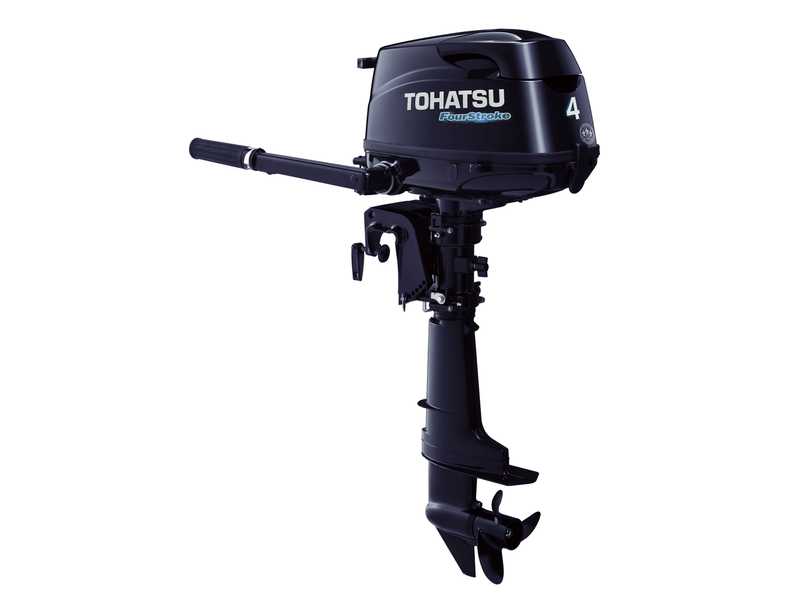 TOHATSU 4 HP Tohatsu Outboard