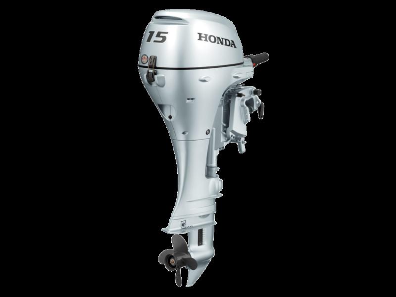 HONDA 15 HP Outboard Motor