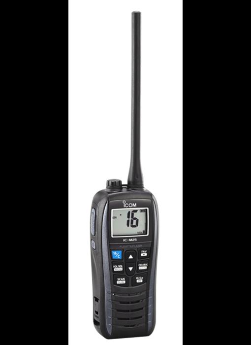 iCom IC-M25 Handheld VHF - Gray