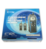 iCom IC-M25 Handheld VHF - Blue