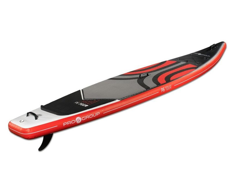 12.6FT Pro 6 Tour iSUP Paddle Board